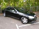 Mercedes S600L Guard Factory armoured Level B6/7